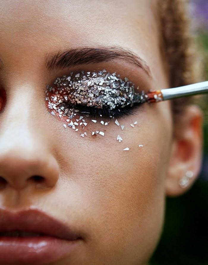 make up glitterato