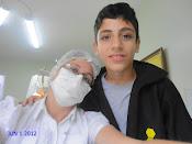 Vinícius visita a dentista