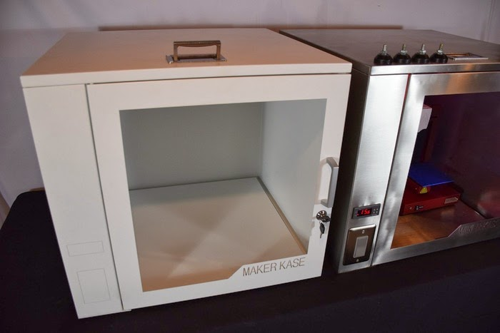 Diy 3d printing maker kase high end enclosure with thermostat for 3d printing kitchen cabinets