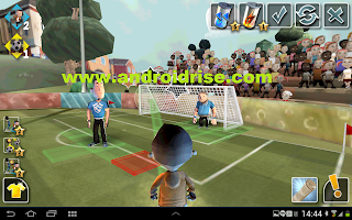 Soccer Moves Android Game