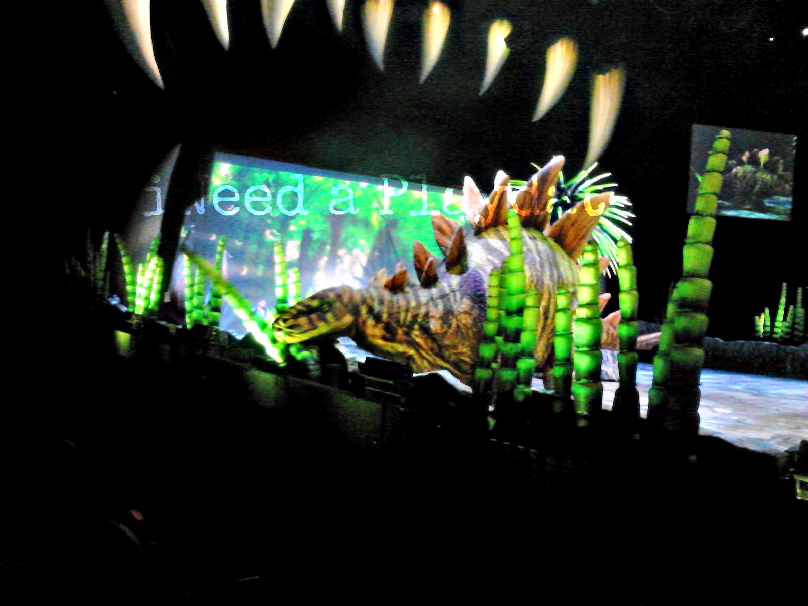 DinosLiveCLE Stegosaurus