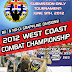 2012 West Coast Combat Championship ( June 9th, 2012 at the Richmond Sports Club)