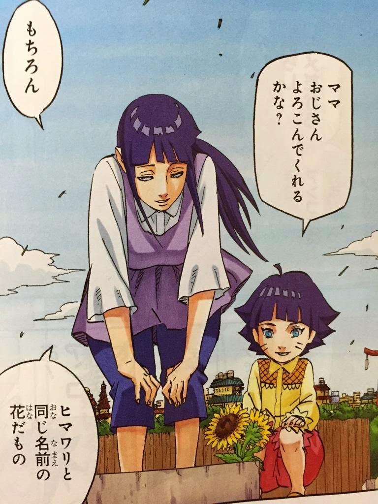 narutos%2Bchild%2Bhimawari Manga Baru Naruto Diumumkan Rilis Spring 2015 [Spoiler : Gambar Anak Naruto dan Sasuke Diperlihatkan]