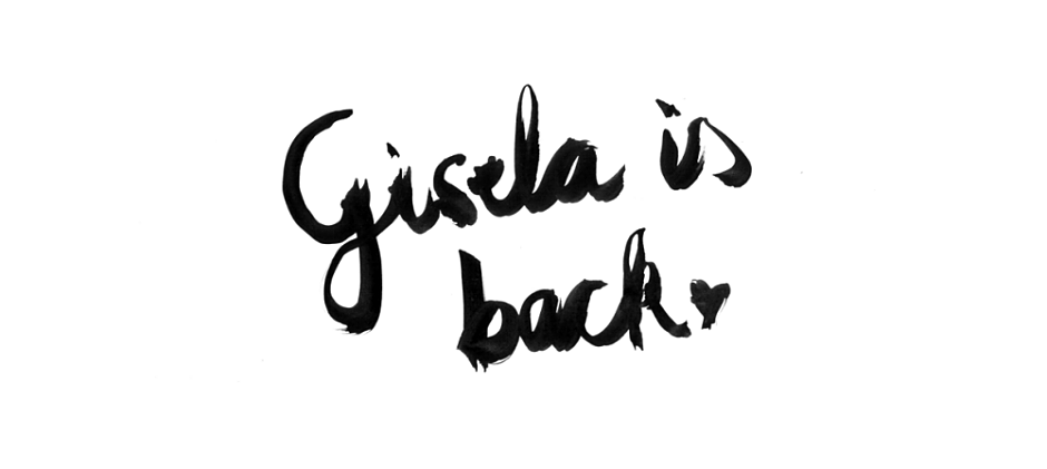 gisela is back - a fashion- and lifestyleblog from Stuttgart