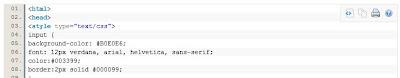 Imagem 2: Modelo parecido com Blockquote em outro blog
