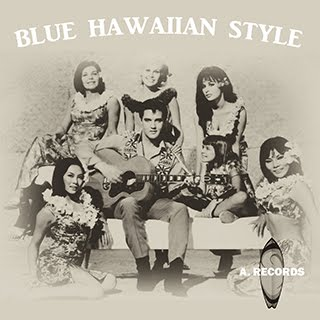 Blue Hawaiian Style (LPM-01AR) (August 2017)