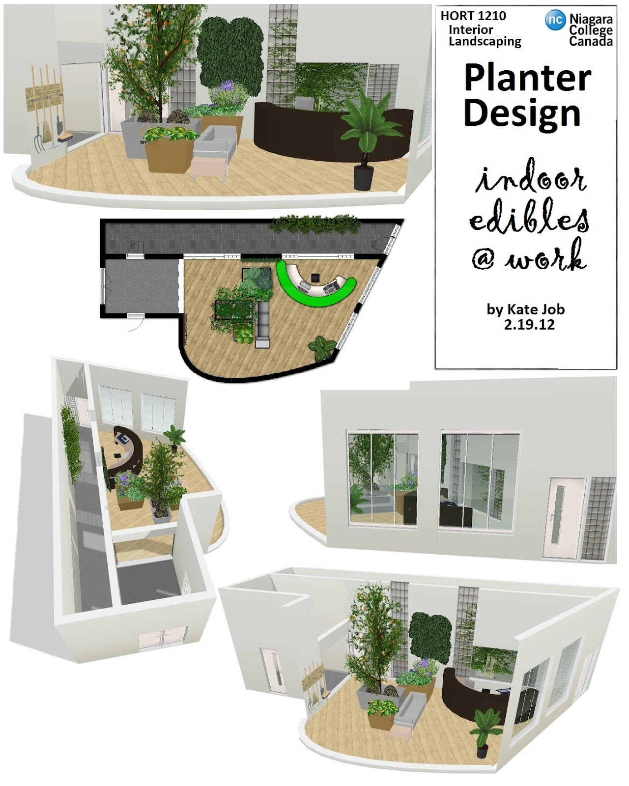 interior landscaping office. Edible Interior Landscape Landscaping Office E