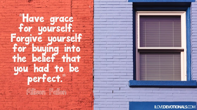 Allison Fallon quote grace