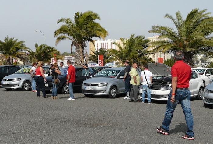 venta de vehiculos en canarias: