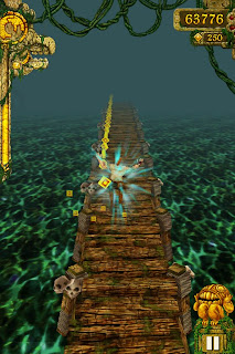 temple run pixel fix