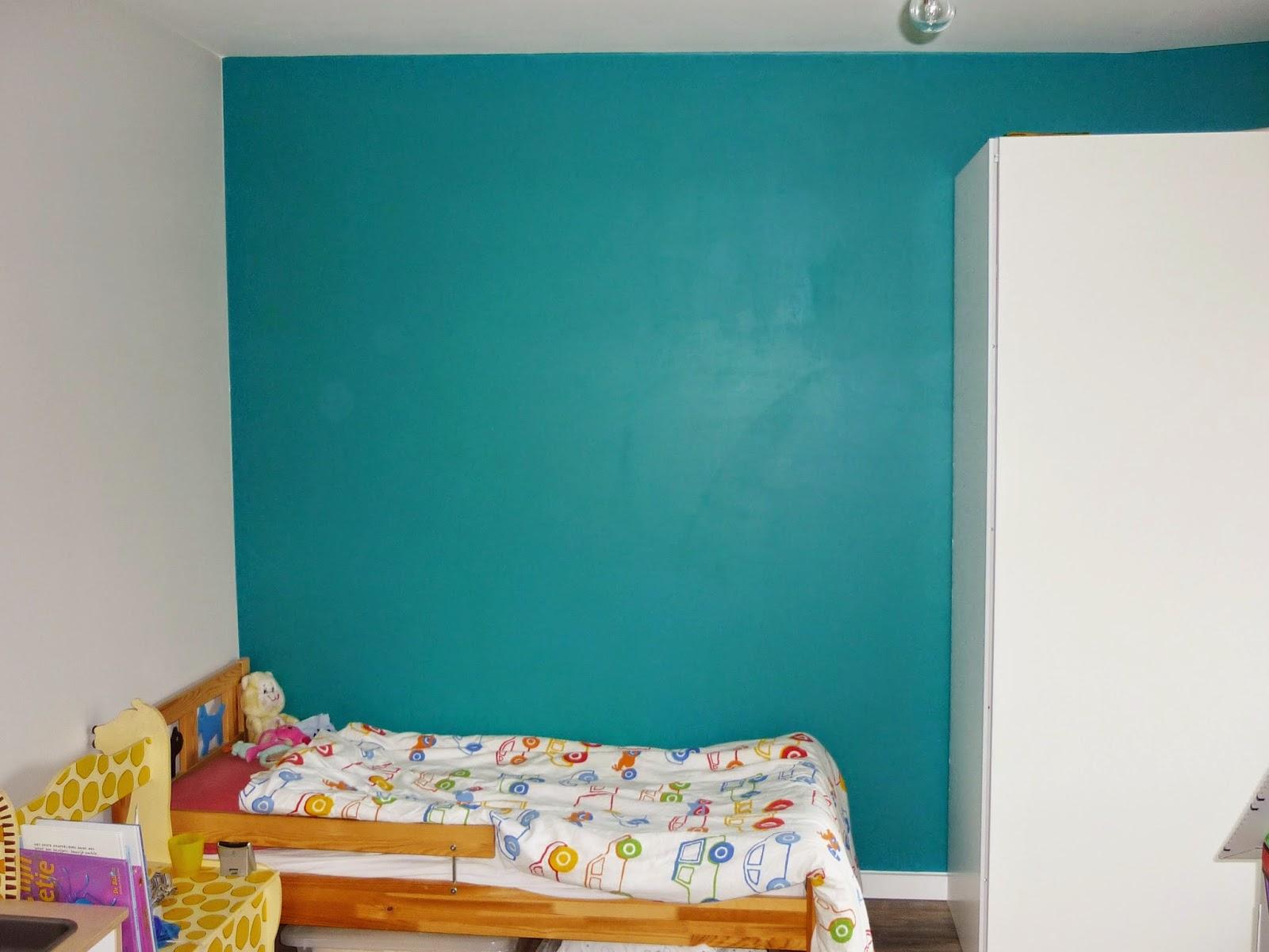 Ik verbouw 8 maand blogstilte - Lichtgrijze kamer ...