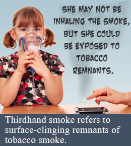 Third-Hand Smoke Causes Serious Health Problems