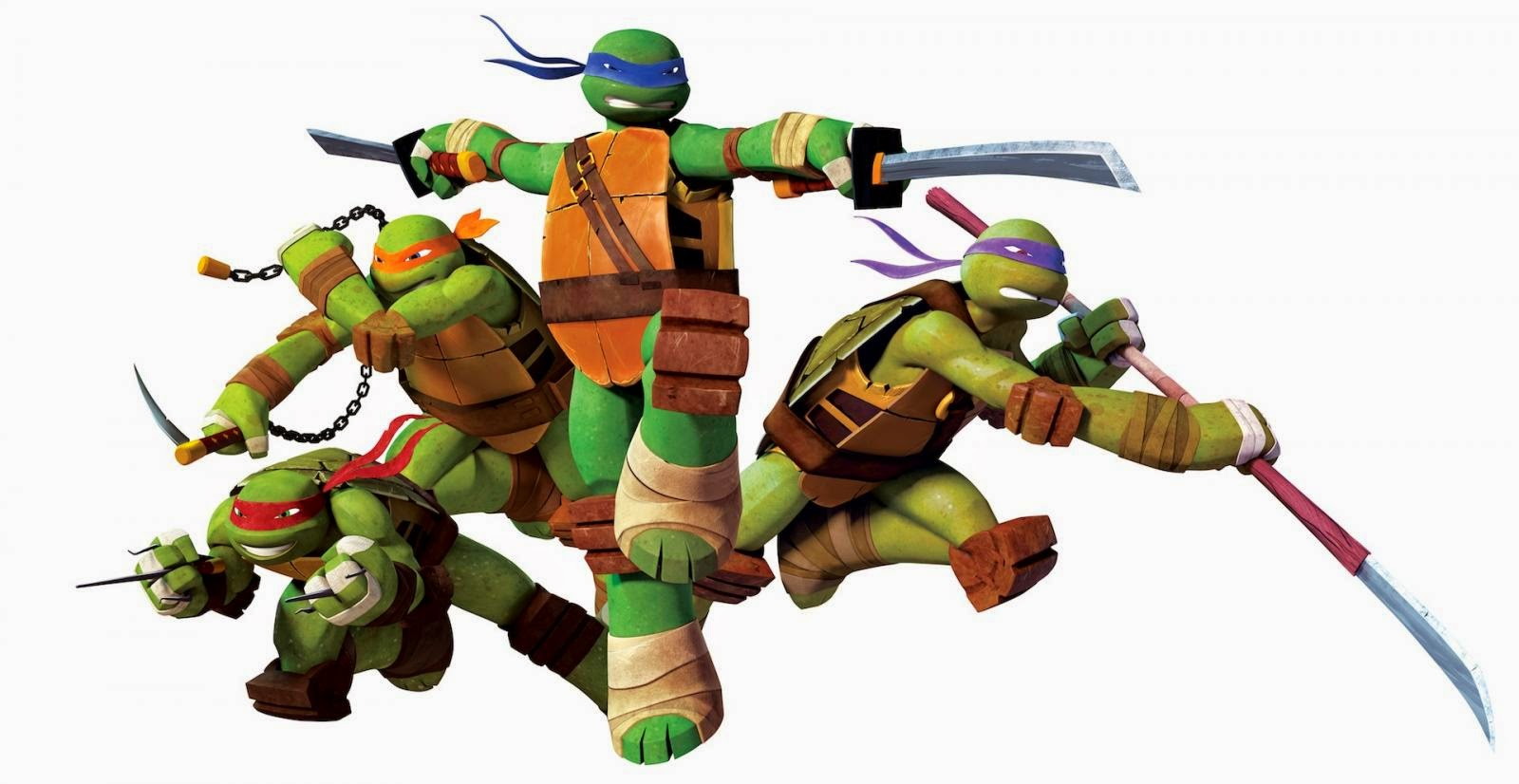 ninja turtles nickelodeon
