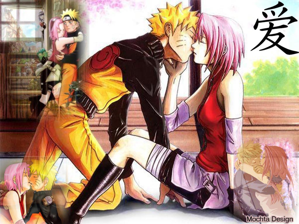 Piece Wallpaper   Fairy Tail Wallpaper   Naruto Shippuden WallpaperNaruto Shippuden Naruto And Sakura Kiss