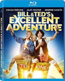 "Blu-ray Review | ""Bill & Ted's Excellent Adventure"""