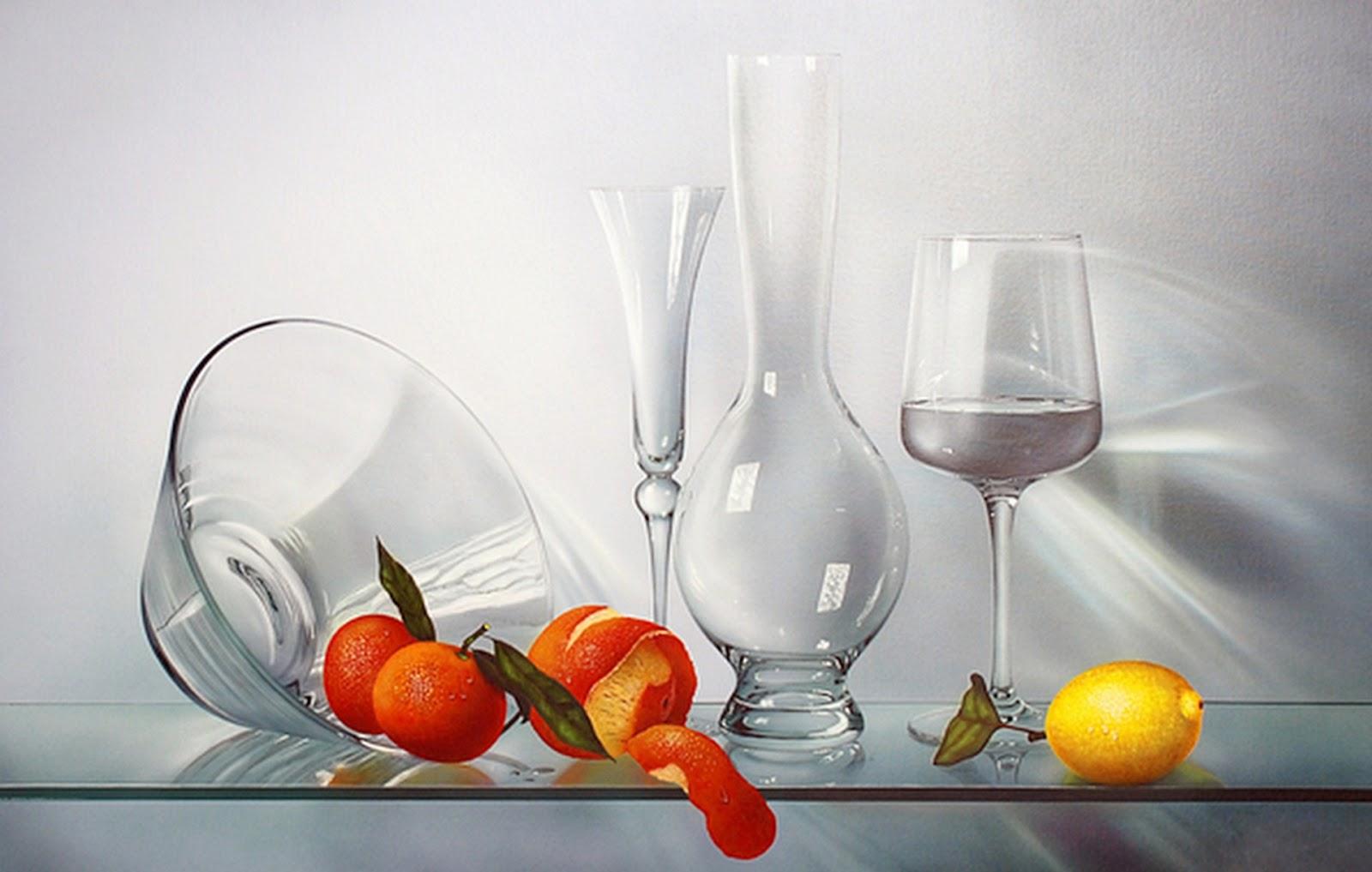 Arte pinturas leo pintura al leo bodegones for Pinturas modernas para comedor