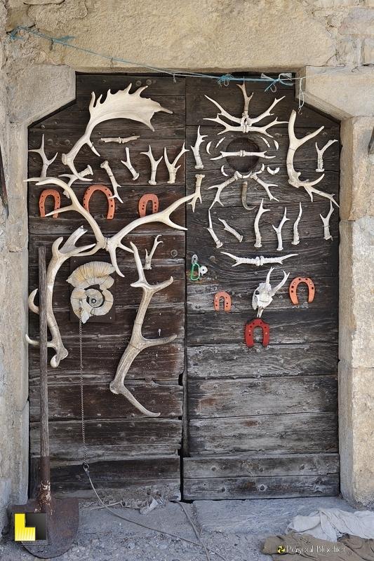 une porte de chasseur à valdrome photo pascal blachier