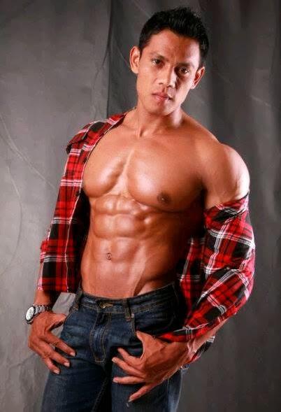 Rian-Anton-Polisi-Bodybuilder-Sixpack