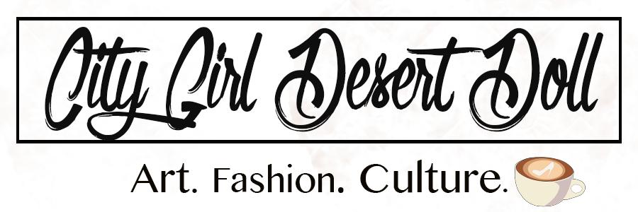 city girl desert doll