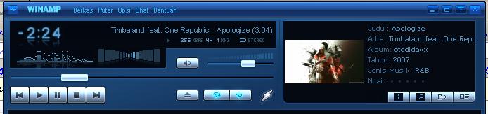 mengubah gambar lagu di android