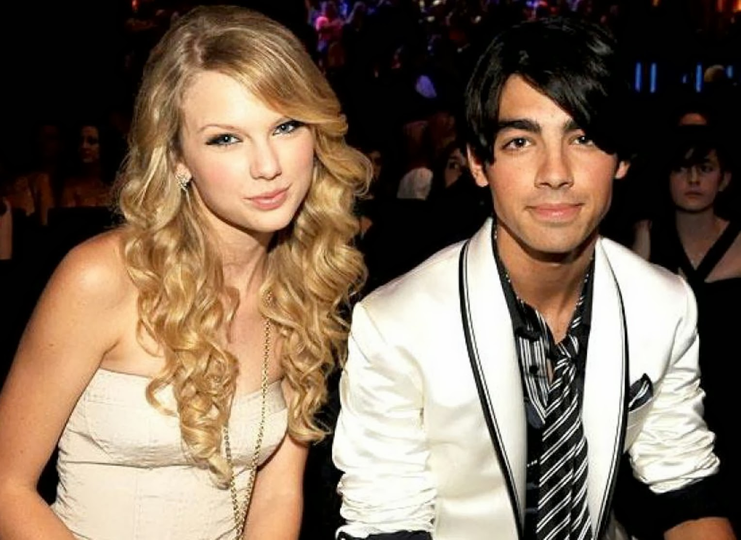Taylor Swift dan Joe Jonas Brothers: Our heroes forever