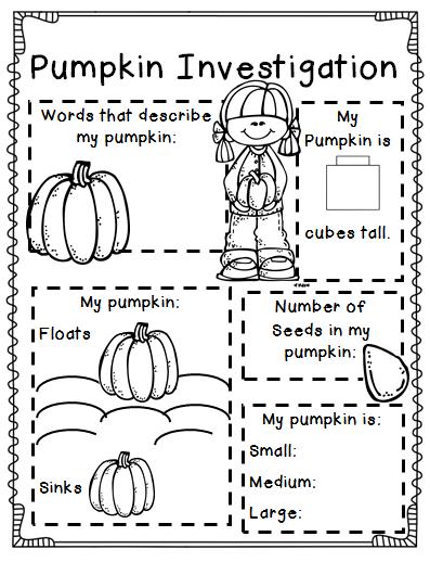 The 2 Teaching Divas: Pumpkins! By The 2 Teaching Divas