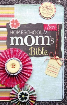book review of NIV Homeschool Mom's Bible (Zondervan) by papertapepins