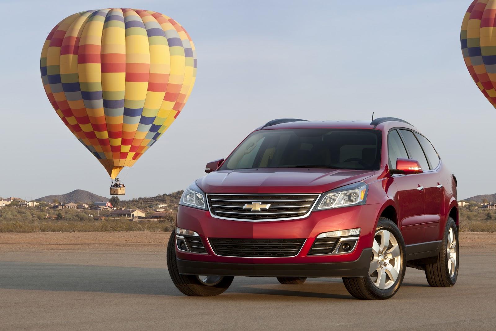 chevrolet - 2009 - [Chevrolet] traverse 2013+chevrolet+traverse