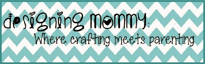 Designing Mommy-  When Crafting Meets Parenting