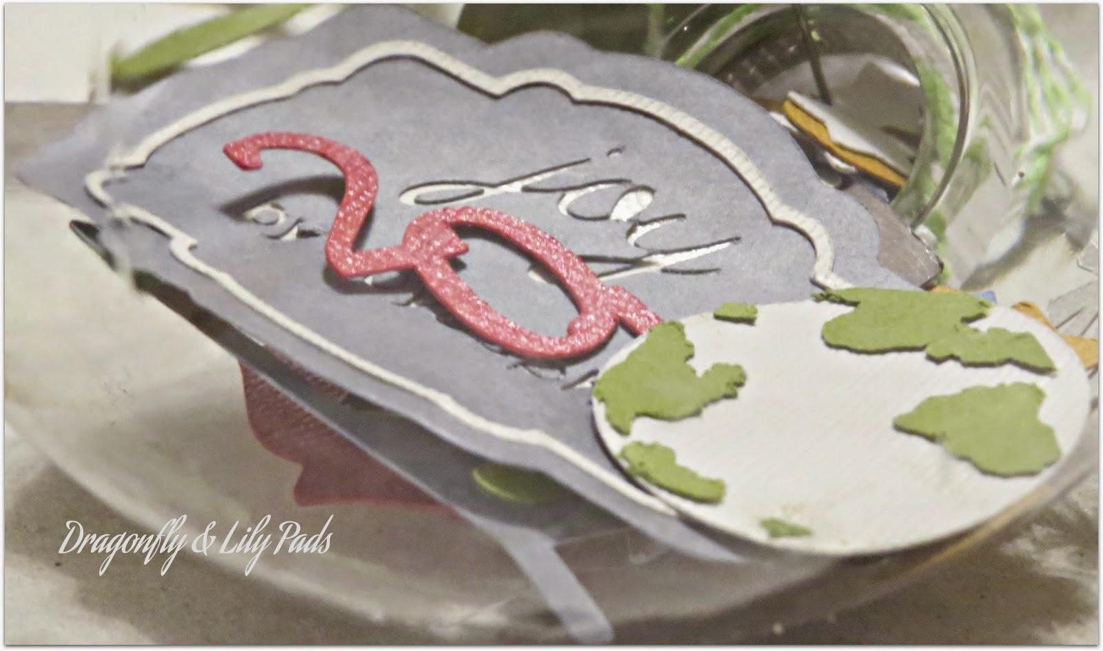 Memories, Sentilmental, Christmas Ornament, 2014, Mistletoe, Etsy Logo