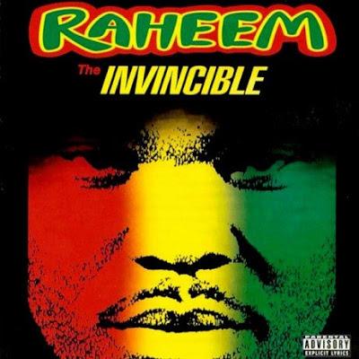 Raheem – The Invincible (CD) (1992) (320 kbps)