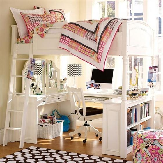 Outstanding Small Room Loft Bed with Desk 560 x 560 · 59 kB · jpeg