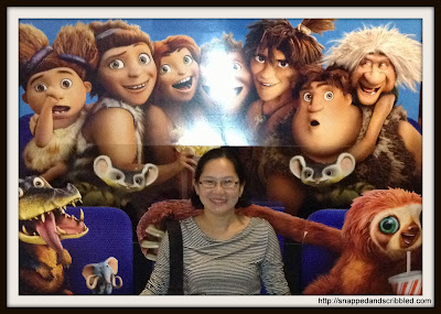 The Croods and I