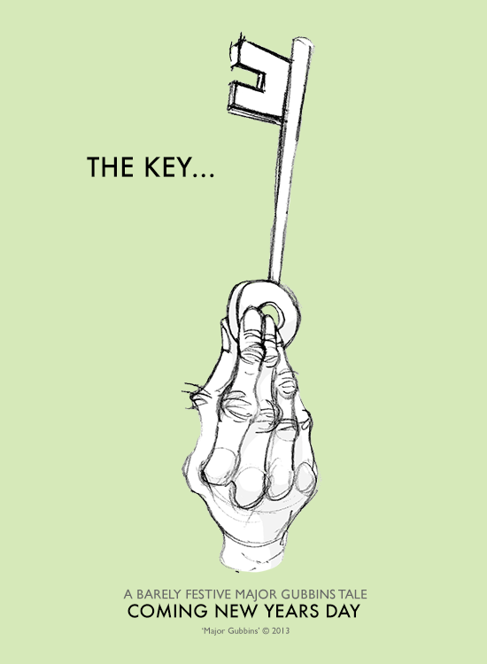 'The Key...' by TONE.