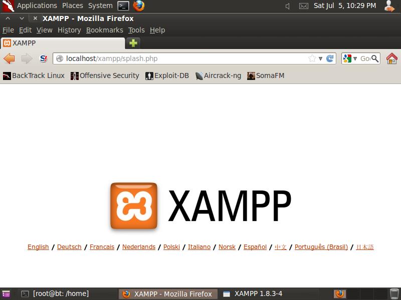 Cara Install Xampp di Linux Ubuntu