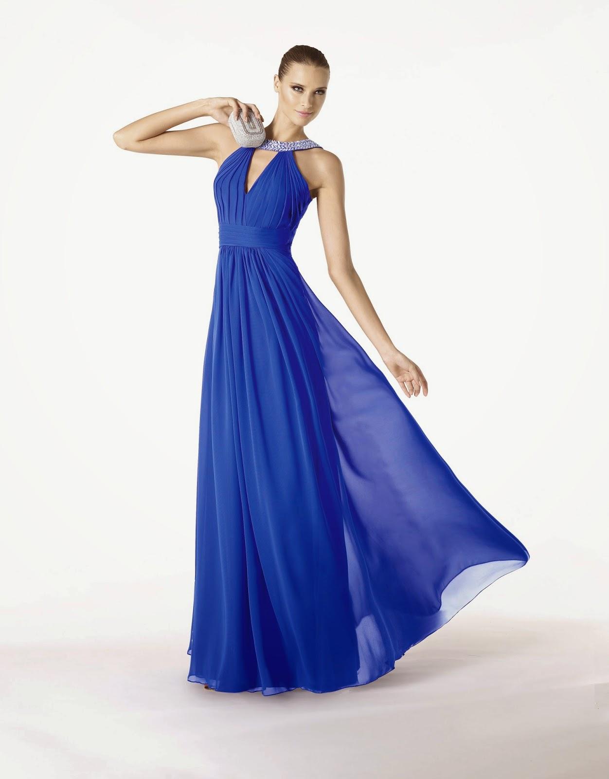 Vestidos de fiesta modernos 2014