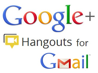 Google+ Hangouts for Gmail