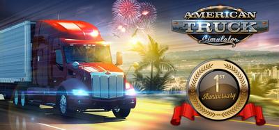 American Truck Simulator Oregon-PLAZA