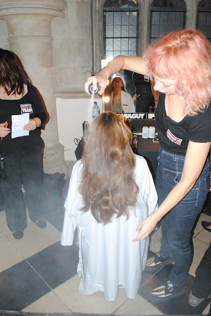 Toni & Guy Hair at the Look Show