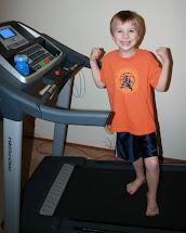 Tall Mom Run December 2011