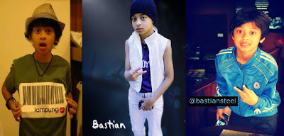 Fakta Unik Bastian Coboy Junior