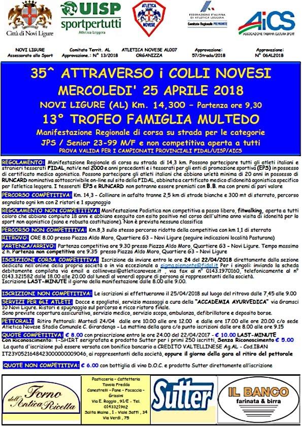 Novi Ligure 25 aprile