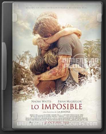 Lo Imposible (DVDRip Ingles Subtitulada) (2012)