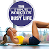 5-Minute Workouts For Busy Life