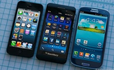 Comparison camera of blackberry z10 vs iphone 5 vs galaxy s iii