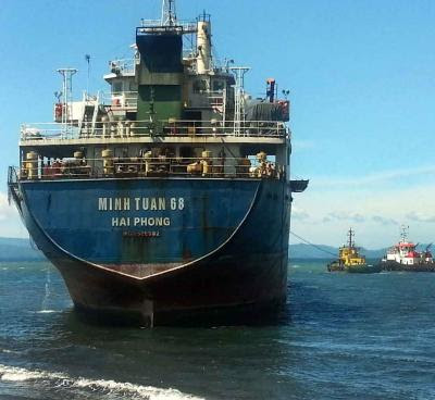 MV Minh Tuan 68
