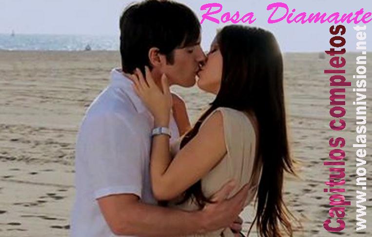 ... www.novelasunivision.net , aquí les presento Rosa Diamante Capitulos