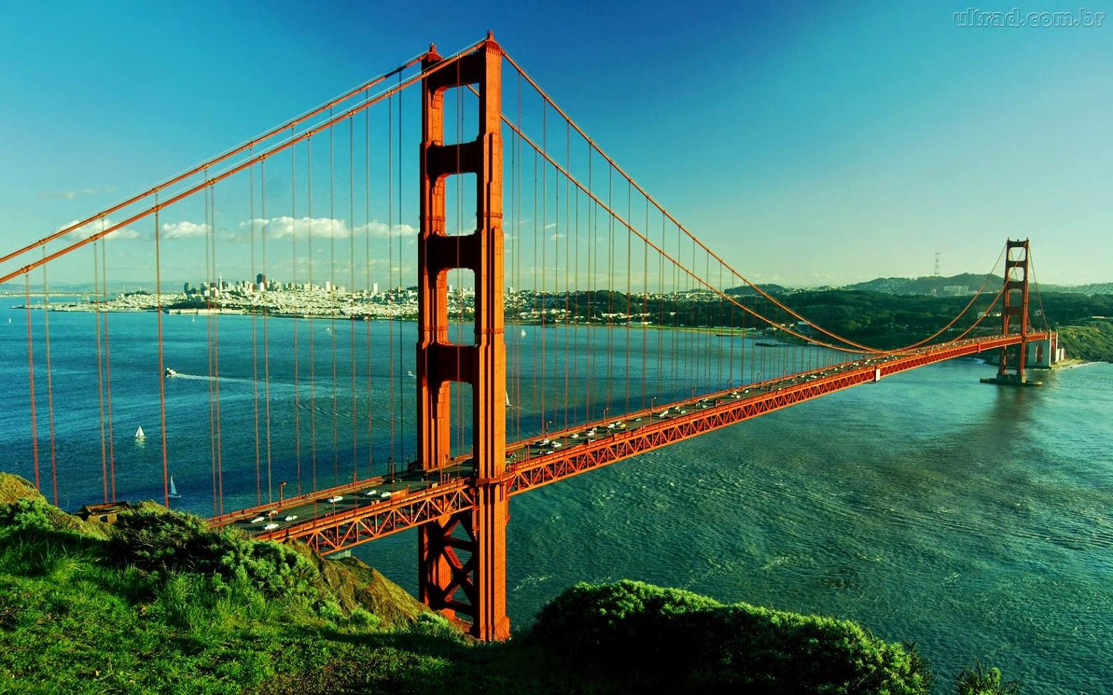 São Francisco a cidade de vários estilos - Viagem