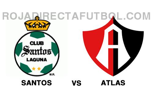 Santos vs Atlas