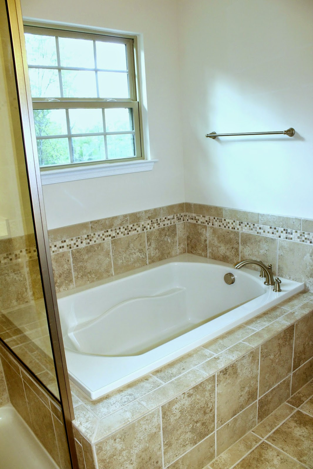 ryan homes master bathroom garden tub